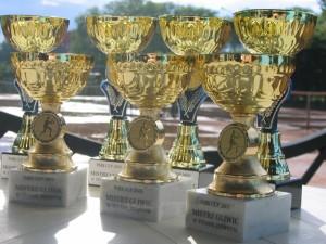 Turnieje Masters w Klubie tenisowym PARK Gliwice