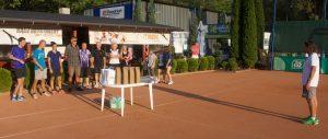 Specjalna edycja Turnieju tenisowego Grupa Dąbrowscy - Park - Pacific 2017