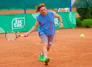 Andrzej Potoniec, instruktor tenisa, sędzia PZT